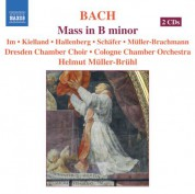 Helmut Muller-Bruhl: Bach: Mass in B minor - CD