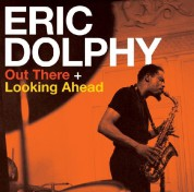 Eric Dolphy: Out There + Looking Ahead - CD
