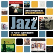 Çeşitli Sanatçılar: The Perfect Jazz Collection Vol.2 - CD