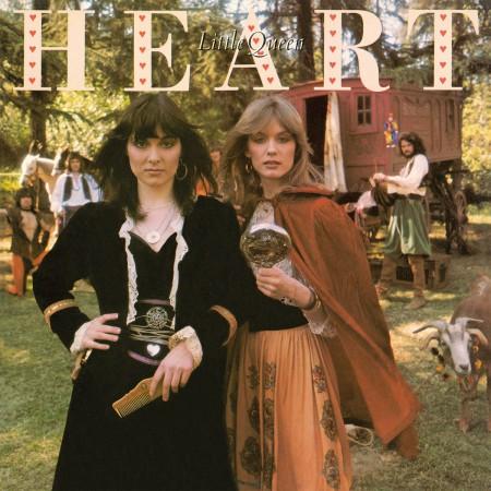 Heart: Little Queen - Plak