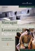 Mascagni: Cavalleria Rusticana; Pagliacci - DVD