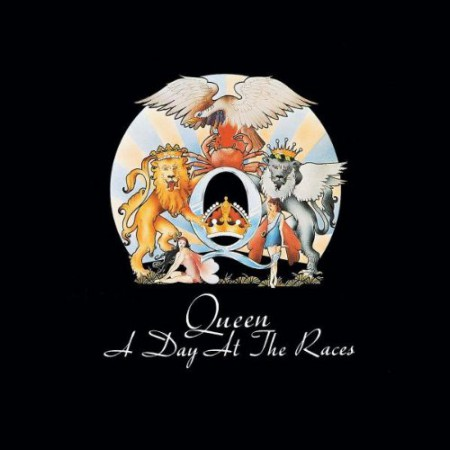 Queen: A Day At The Races - CD