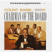 Count Basie: Chairman Of The Board - CD