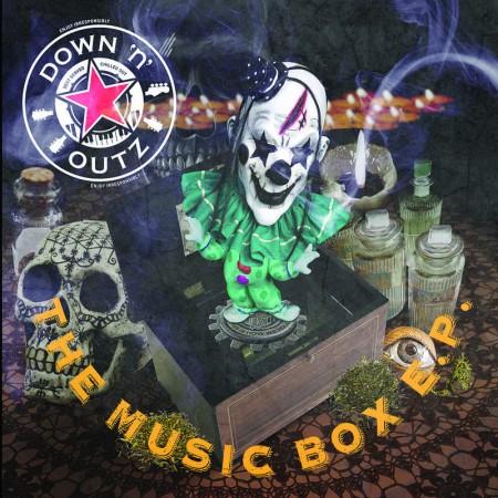 Down 'n' Outz: The Music Box EP (RSD) - Plak
