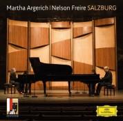 Martha Argerich, Nelson Freire - Salzburg - CD