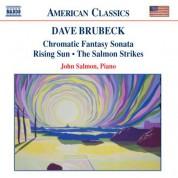 Brubeck: Chromatic Fantasy Sonata / Rising Sun - CD