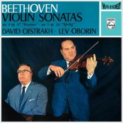 David Oistrakh, Lev Oborin: Beethoven: Violin Sonatas Nos. 5 & 9 - Plak