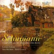 Lorenzo Falconi, Sara Bacchini, Dario Goracci: Schumann: Complete Music for Viola and Piano - CD