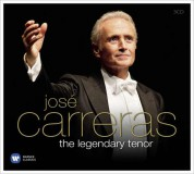 José Carreras: The Legendary Tenor - CD