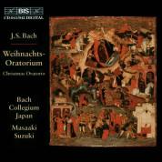 Monika Frimmer, Yoshikazu Mera, Gerd Türk, Peter Kooij, Bach Collegium Japan, Masaaki Suzuki: J.S. Bach: Weihnachts-Oratorium, BWV 248 - CD