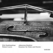 Robert Levin, Kim Kashkashian: Johannes Brahms: Sonaten für Viola und Klavier - CD
