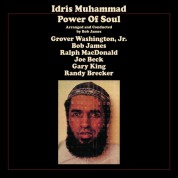Idris Muhammad: Power of Soul - Plak