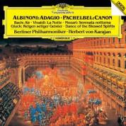 Berliner Philharmoniker, Herbert von Karajan: Albinoni / Pachelbel: Adagio/  Canon - CD