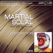 Martial Solal: Locomotion - BluRay Audio