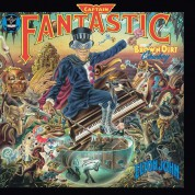 Elton John: Captain Fantastic And The Brown Dirt Cowboy (Remastered) - Plak