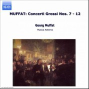 Muffat: Concerti Grossi Nos. 7 - 12 - CD