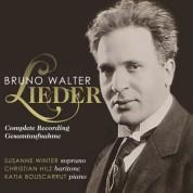 Susanne Winter, Christian Hilz, Katia Bouscarrut: Walter: Lieder, Complete Recording - CD