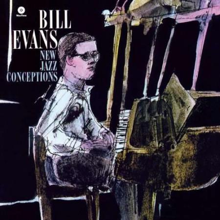 Bill Evans: New Jazz Conceptions - Plak