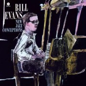 Bill Evans: New Jazz Conceptions - Plak