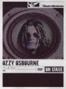 Ozzy Osbourne: Live & Loud - On Stage/Visual Milestones - DVD