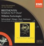 Elisabeth Schwarzkopf, Elisabeth Höngen, Hans Hopf, Otto Edelmann, Orchester der Bayreuther Festspiele, Wilhelm Furtwängler: Beethoven: Symphony No. 9 - CD