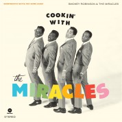 The Miracles: Cookin' With + 4 Bonus Tracks - Plak