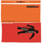 Duke Ellington: OST - Anatomy Of A Murder - Plak