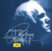 Sviatoslav Richter - In Memoriam - CD