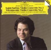 Daniel Barenboim, Orchestre de Paris: Saint-Saëns/ Wieniawski: Violin Concertos - CD