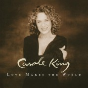 Carole King: Love Makes The World - Plak