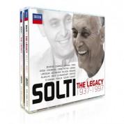Sir Georg Solti - The Legacy 1937 - 1997 - CD