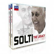 Sir Georg Solti - The Legacy 1937 - 1997 - CD