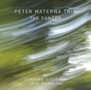 Peter Materna: The Dancer - CD