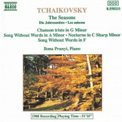 Tchaikovsky: Seasons / Chanson Triste - CD