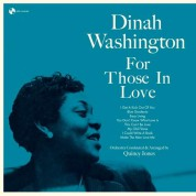 Dinah Washington: For Those In Love (Remastered) - Plak