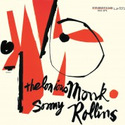 Sonny Rollins, Thelonious Monk: Thelonious Monk / Sonny Rollins - CD