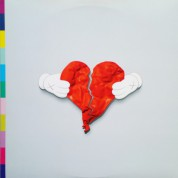 Kanye West: 808s & Heartbreak - Plak