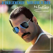 Freddie Mercury: Mr. Bad Guy - Plak