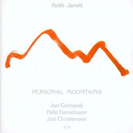 Keith Jarrett, Jan Garbarek, Palle Danielsson, Jon Christensen: Personal Mountains - CD