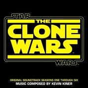 Kevin Kiner: Star Wars: The Clone Wars (Season 1-6) - Plak