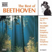 Beethoven (The Best Of) - CD