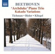 Xyrion Trio: Beethoven: Piano Trios, Vol. 5 - CD