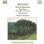 Mozart: String Quartets, K. 458, 'The Hunt' and K. 465, 'Dissonance' - CD
