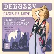 Natalie Dessay, Philippe Cassard: Debussyy: Clair de Lune - CD