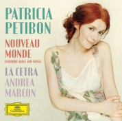 Patricia Petibon, Andrea Marcon, La Cetra Barockorchester Basel: Patricia Petibon - Nouveau Monde - CD