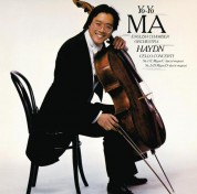 Yo-Yo Ma: Haydn: Cello Concertos - CD