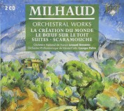 Milhaud: Orchestral Works - CD