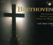 Beethoven: Missa Solemnis, Mass in C Major, Christus am Ölberge - CD