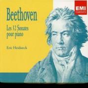 Eric Heidsieck: Beethoven: Les 32 Sonates - CD