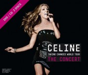 Celine Dion: Taking Chances World Tour: The Concert (DVD + CD) - CD